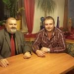 Treffen mit Bürgermeister von Auerbach